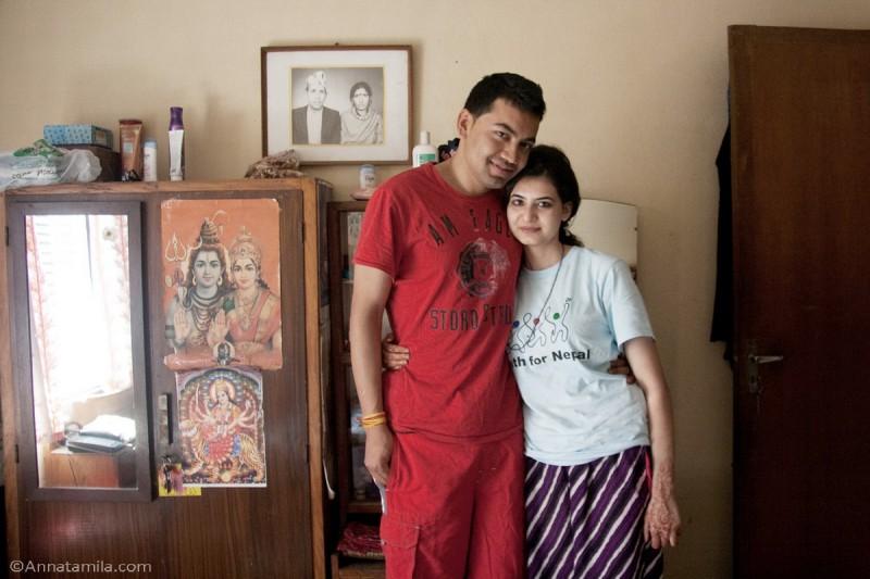 Радж и Суниша