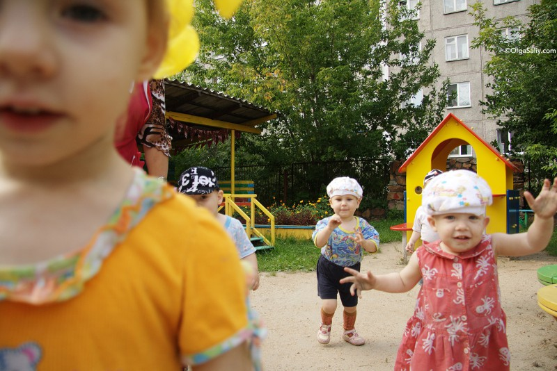 Брошенные дети в России