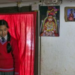 В гостях у Кумари, как живёт богиня в Непале