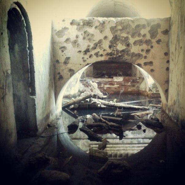 Заброшенные военные бункера в Литве (1)