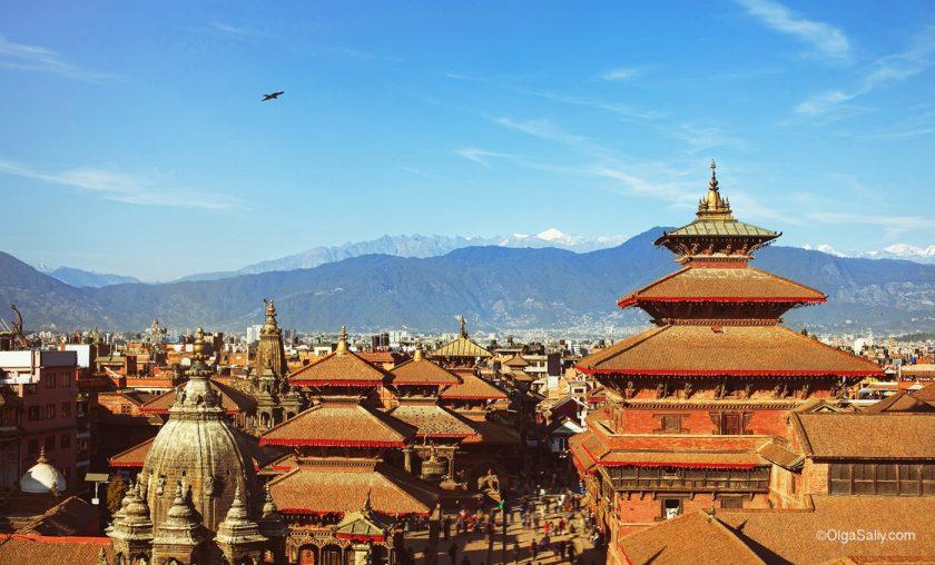Катманду, Дурбар Патан