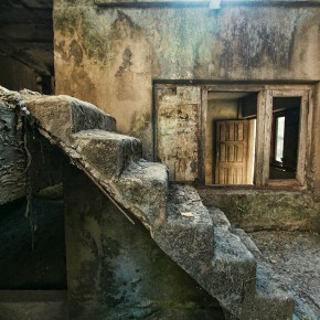 Заброшенный цементный завод в Катманду