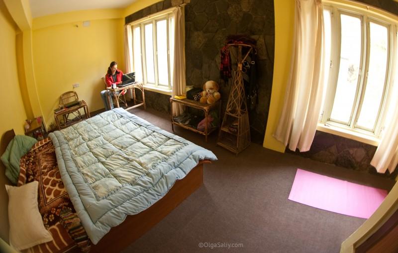 Отель в Непале
