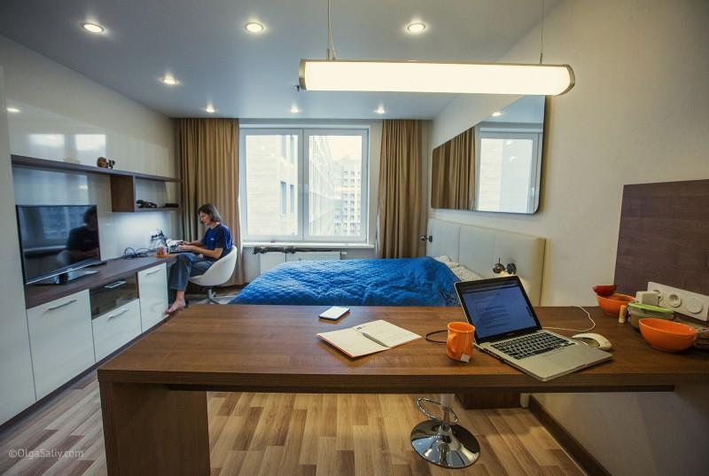 YES апартаменты в Питере