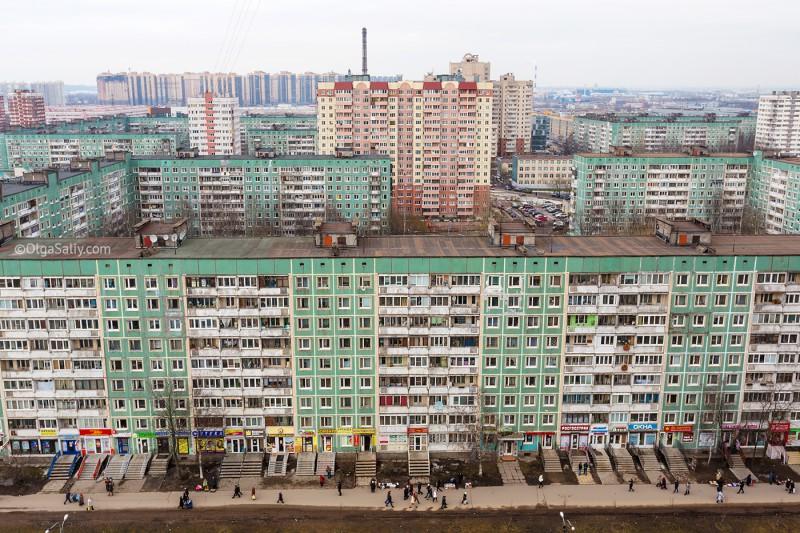 Вид из окна Россия