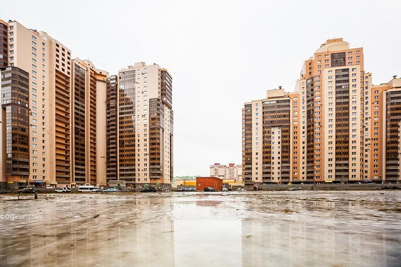 Элитный жилой комплекс Питер