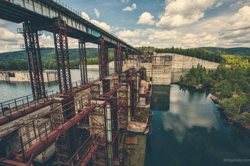 Крапивинская ГЭС, Кемеровская область