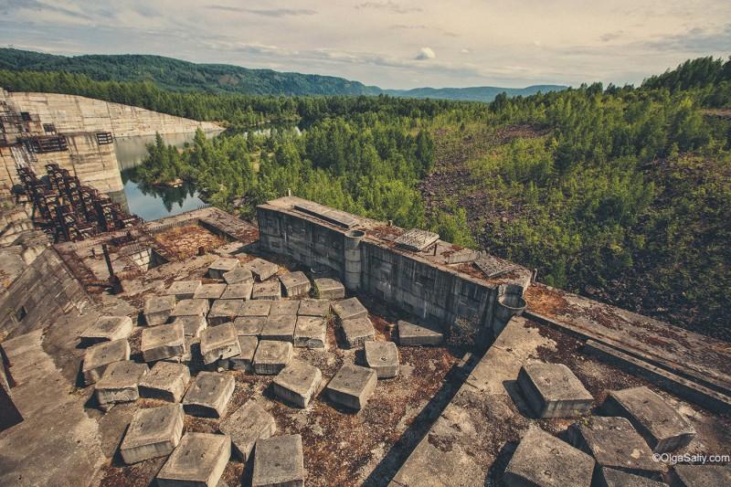 Крапивинская ГЭС никогда не будет достроена