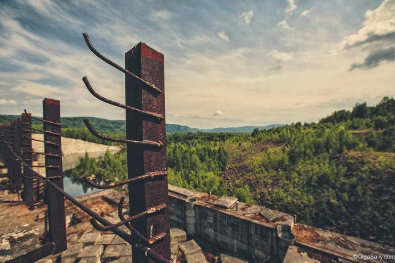Похеренное строительство ГЭС