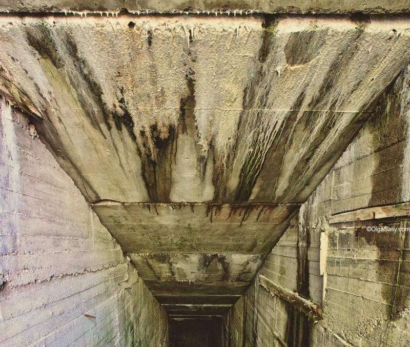 Катакомбы в заброшенной ГЭС
