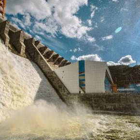 Богучанская ГЭС и Кодинск