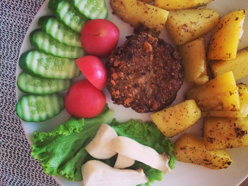 Картошка по домашнему на Самуи