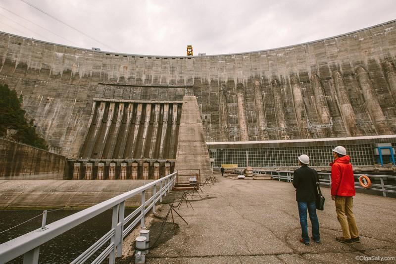 Саяно-Шушенская ГЭС, фотогалерея в блоге Ольги Салий