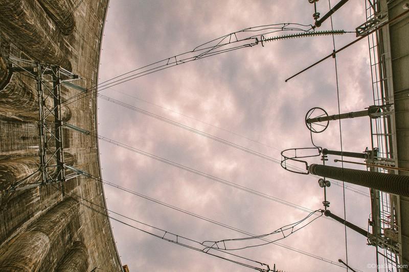 Трансформаторы на Саяно-Шушенской ГЭС (36)