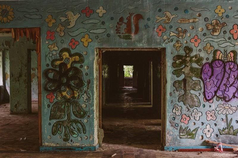 Заброшенный Речкуновский санаторий