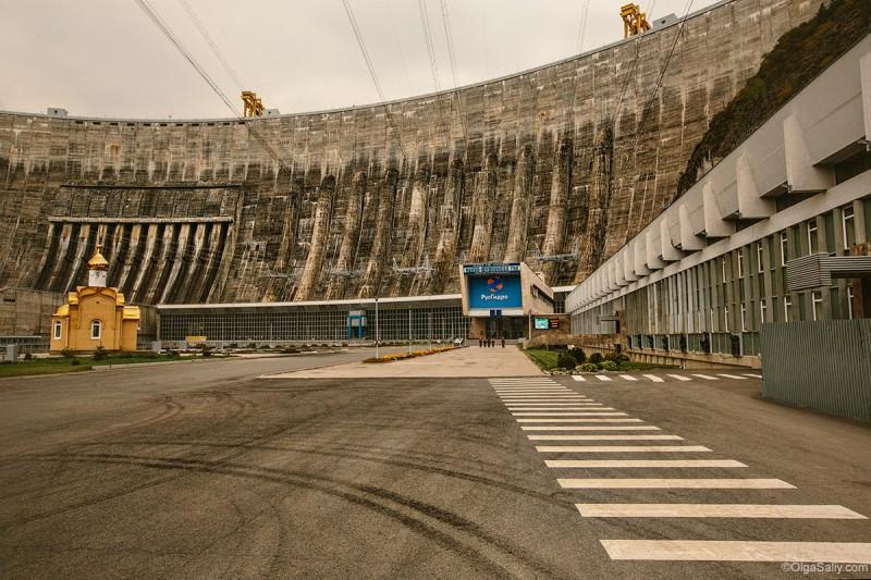 Саяно-Шушенская ГЭС (17)