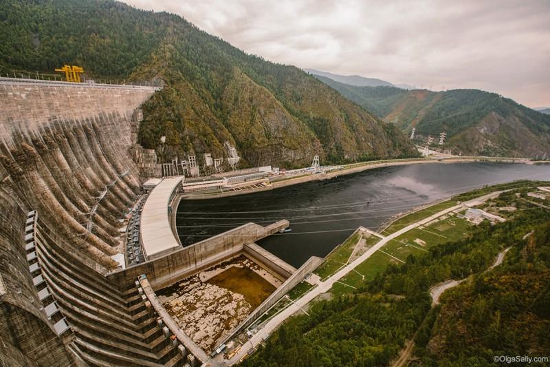Саяно-Шушенская ГЭС (11)