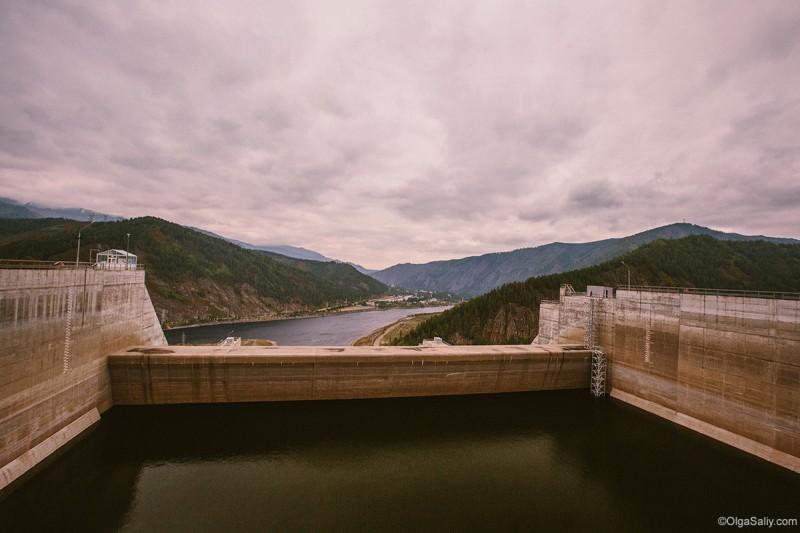 Саяно-Шушенская ГЭС (5)