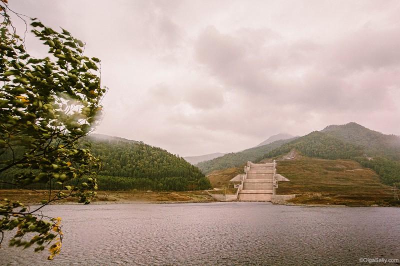 Саяно-Шушенская ГЭС (2)