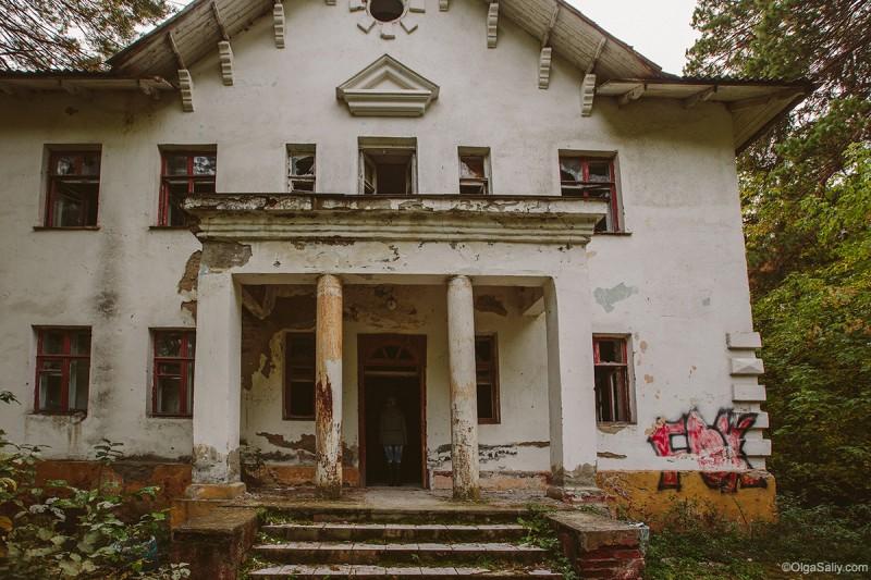 Заброшенный Речкуновский Новосибирск (19)