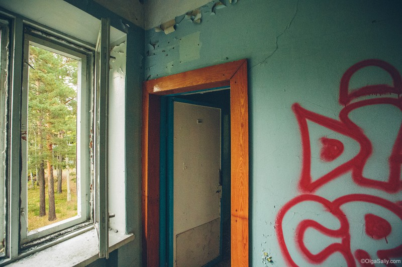 Комната в пустом доме