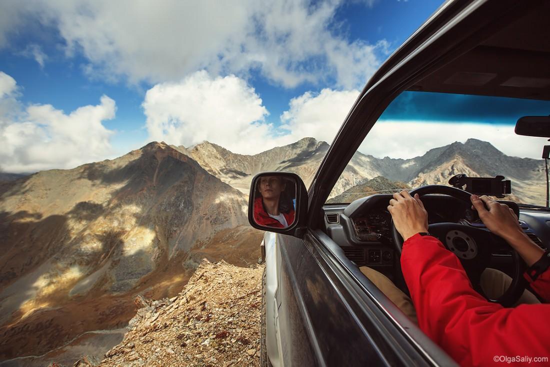Алтайские авто путешествия