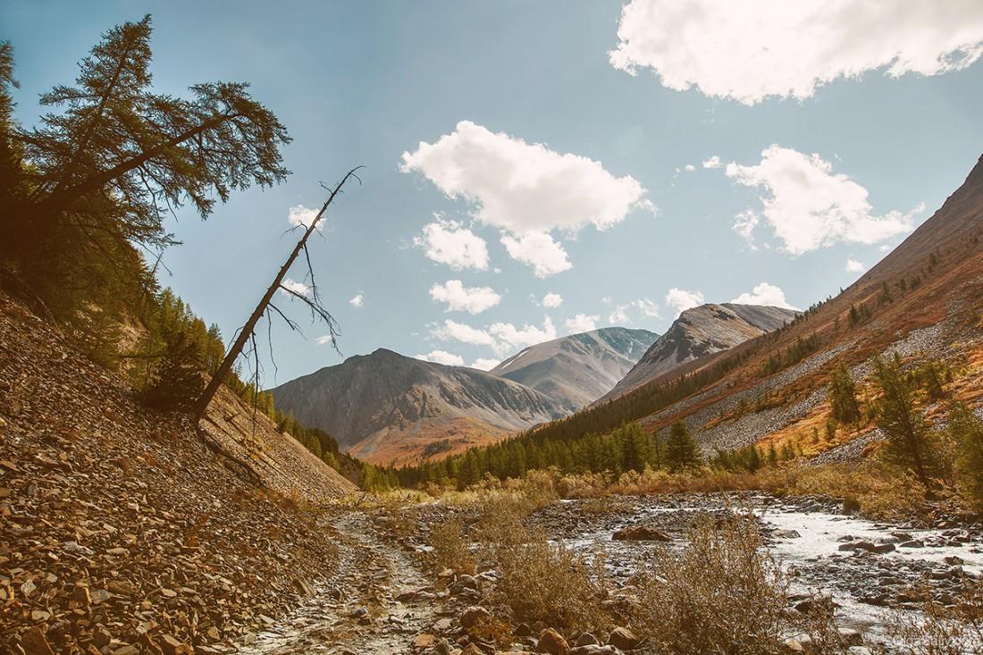 Карагемское ущелье Алтай, авто дороги