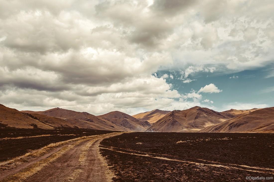 Дорога Алтай - Тыва