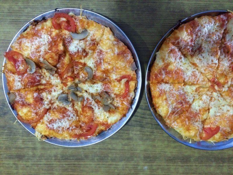 Непальская пицца