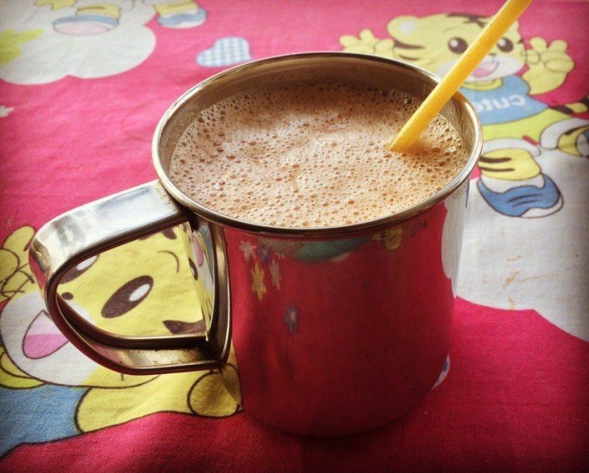 Свежевыжатый сок в Покхаре