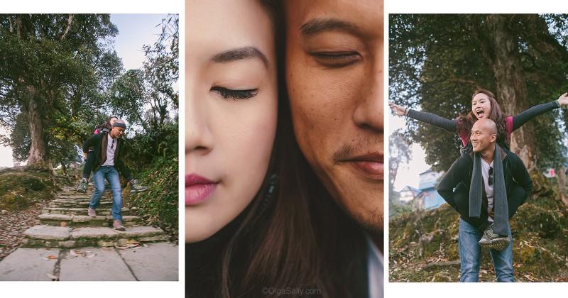 Свадебный трек в Гималаях, Непал (25)