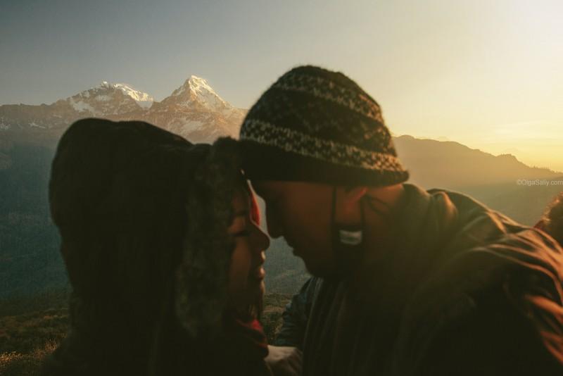 Лав-стори и рассвет на горе ПунХил