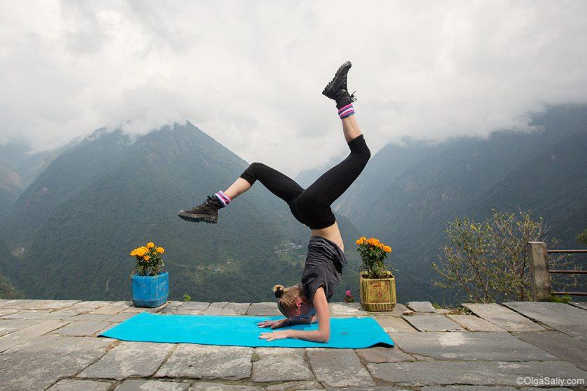 Йога-трек АВС Непал