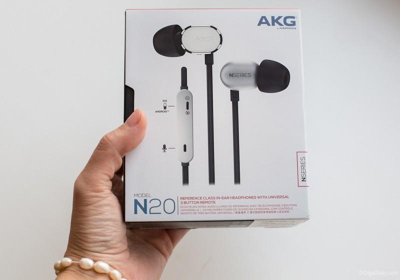 Наушники AKG N20 (15)