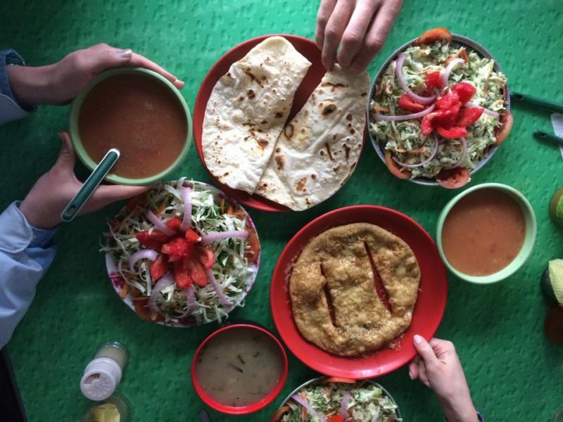 Непальская еда,