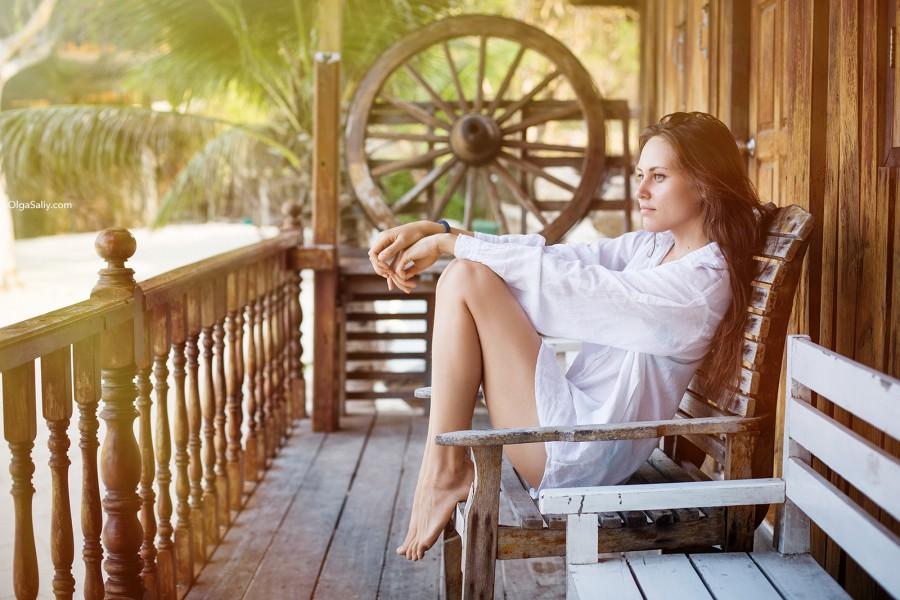 Бунгало на берегу, Ко Лан