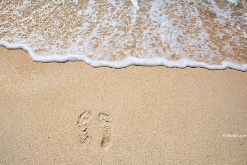 Какой песок на Ко Лане, Паттайя