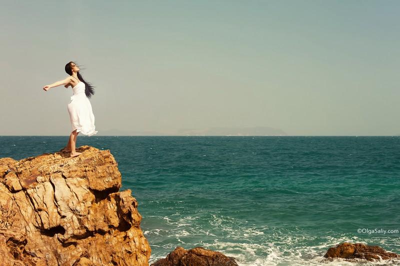 Каменистый пляж Ко Лана, блог Ольги Салий
