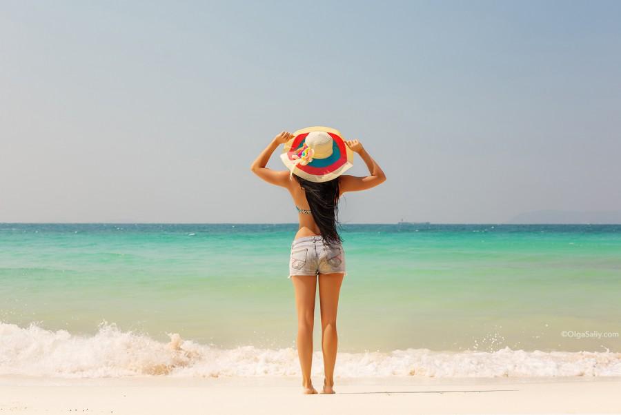 Пляжи Ко Лана, Тьен