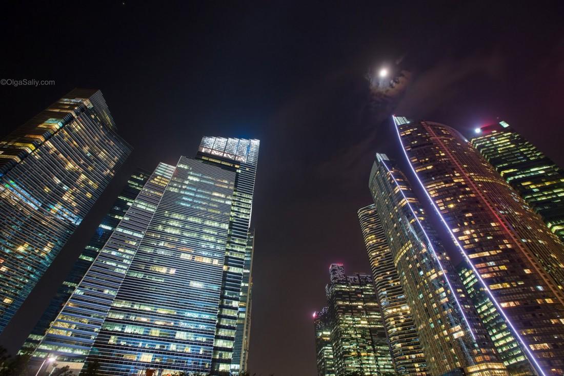 Фотоистория про настоящий Сингапур