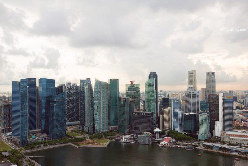 Бизнес Центр Сингапура