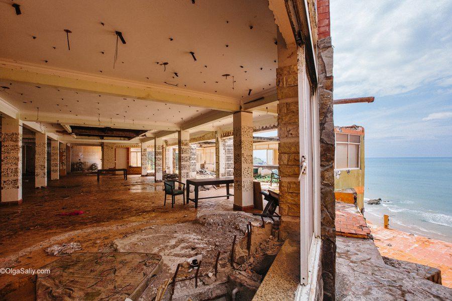 Заброшенные здания в мире