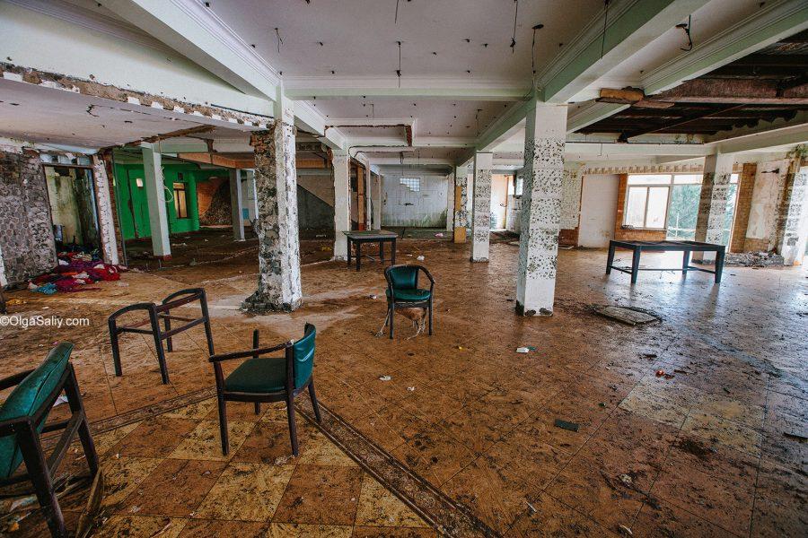 Заброшенный отель во Вьетнаме (1)