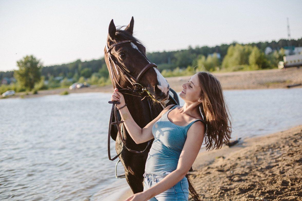 Прокат лошадей в Новосибирске (3)