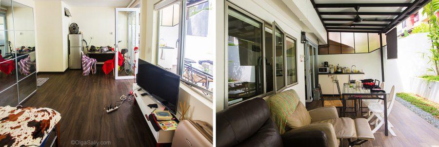 Апартаменты в Сингапуре где жить