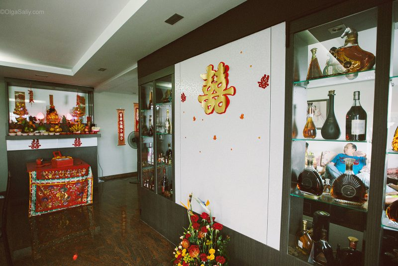 Комната в Сингапуре, как живут сингапурцы