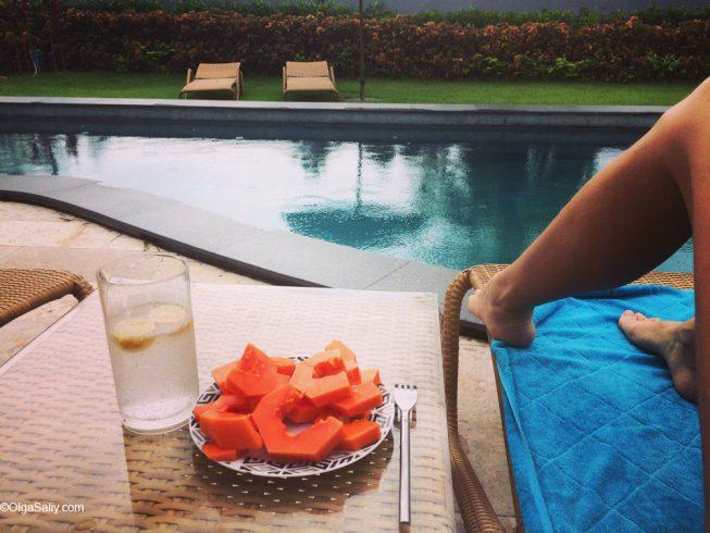 Вилла с бассейном на Самуи
