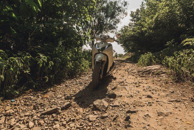 Дорога на гору Иисуса Вунгтау, Вьетнам