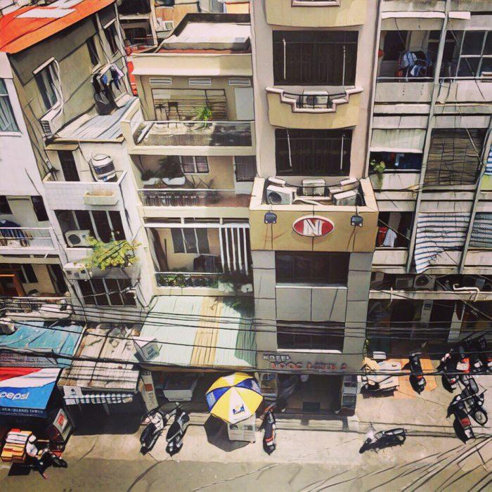 Как получить тайскую визу в Хошимине