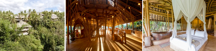 Бамбуковый люкс на Бали, аренда